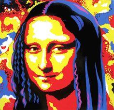 Vladimir Gorsky Mona Lisa