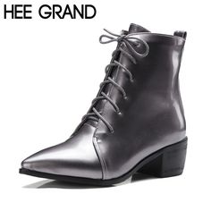 $$$ This is great forHEE GRAND Women Boots Fashion Light Color PU Leather Shoes Woman Autumn Lacu up Sexy Poined toe Short Riding Boots XWX5239HEE GRAND Women Boots Fashion Light Color PU Leather Shoes Woman Autumn Lacu up Sexy Poined toe Short Riding Boots XWX5239Coupon Code Offer Save up More!...Cleck Hot Deals >>> http://id632485701.cloudns.ditchyourip.com/32751739313.html images