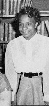 """Marie Tarver: Galesburg(IL) High School's first Black teacher - A position which Zeta Phi Beta played part in her obtaining! Soror Tarver stated: """"""""I was the national editor of my sorority(ZPhiB) magazine and after we moved to Galesburg I had to find a place to get it printed. I got to know William Moon at The Labor News printer. He knew about my education and competence and he was on the School Board."""""""