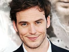 Sam Claflin is going to play Finnick Odiar in Catching Fire... Well hello handsome :)