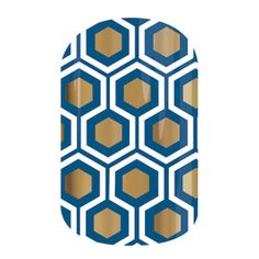Queen Bee | metallic | £15 | buy 3 get 1 free | Jamberry nail wraps | jamberry uk @ lulu beaut | #lulubeautjams   Jamberry Nail Wraps are new to the UK - they are heat and pressure activated DIY nail wraps, available in over 300 designs.
