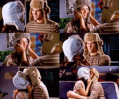 The OC - Seth and Summer...the cutest couple ever.