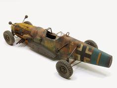 """Messerschmitt Bf 109 G-6 """"Creeping Death"""" by Hakan Guney"""
