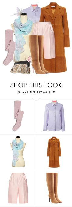 """""""Summer Winter Mix"""" by shoppe23online ❤ liked on Polyvore featuring Roksanda, Magda Butrym, Emilia Wickstead, Ralph Lauren Collection and Shoppe23"""
