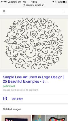 Beautiful use of design leading to inspiring font