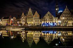 Ghent, Belgium by Marc Colette / 500px