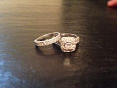 Tiffany & Co Etoile Pave Engagement Ring