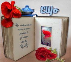 Elijo - prianie k meninám