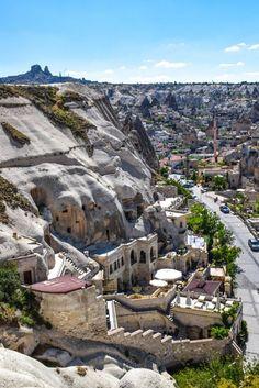Cave Hotels, Cappadocia, Turkey