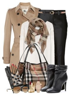 Burberry Jam by brendariley-1 on Polyvore featuring polyvore, Mode, style, Burberry, fashion and clothing