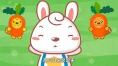 Canción infantil. El Conejito blanco. Recomiendo para niños de 2 a 8 años.