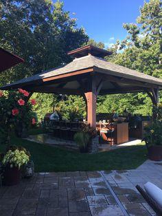 Gazebo, Pergola, Pavilion, Barns, Backyard, Outdoor Structures, Kiosk, Patio, Outdoor Pergola