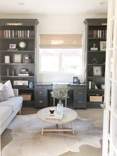 12 best office with couch images bedroom office office home rh pinterest com