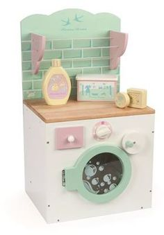 Le Toy Van Honeybake Washing Machine