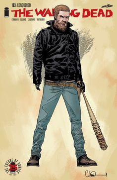 Rick wears this little get up better than Negan does