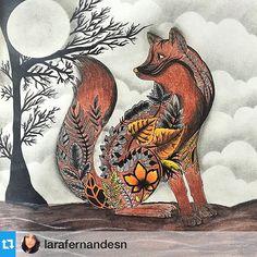 Scontentcdninstagram Hphotos Xfp1 T51 Forest ArtJohanna BasfordColoring BooksPrismacolorBig