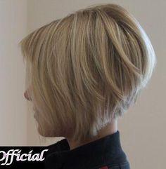 short layered bob hair style