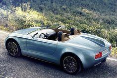 MINI Superleggera Vision #concept #car #mini