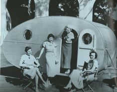 1936 Hollywood Nomad trailer Auto Club of California