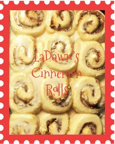 LaDawn?s Cinnamon RollsThe Christmas Trap! what a fun family tradition! I cant wait to try this!