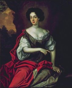 The Honorable Lady Mary Compton Scott  Date: 18th Century  Artist…