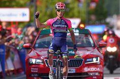 Valerio Conti wins stage 13