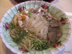 Welcome to Tevy's Kitchen: Phnom Penh Noodle Soup (Keiv Teav Phnom Penh)
