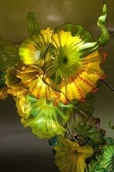 Dale Chihuly - Glass Sculpture