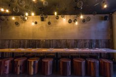 https://flic.kr/p/KeMsPk   Guu Izakaya Toronto   Japanese design team, KOS, was behind the room's transformation, including the woodwork for the entrance window frame, communal table, and traditional Japanese bar shelving.   Guu Izakaya Toronto 1314 Queen St W Toronto, ON (647) 351-1314 guu-izakaya.com/toronto  Twitter: @GuuIzakayaTO  Co-owners, co-chefs, and co-managers: Masaru Ogasawara and Natsuhiko Sugimoto   Introducing for TorontoLife…