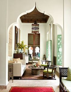 A Marrakech Home is Transformed into a Colorful Retreat Photos | Architectural Digest