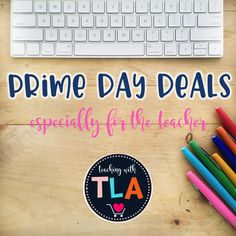Teacher supplies and deals for Amazon Prime Day 2017