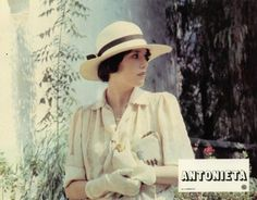Antonieta, a Carlos Saura biopic of Mexican writer, Antonieta Rivas Mercado, portrayed by Adjani. At 30, she killed herself at the altar of Notre Dame, Paris, due to being rejected by her married love.