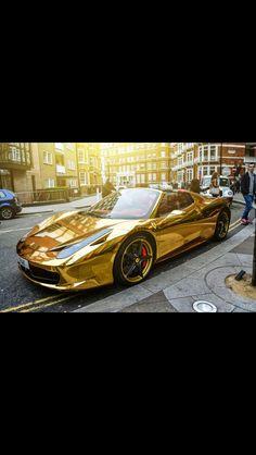 Oro...specchiato