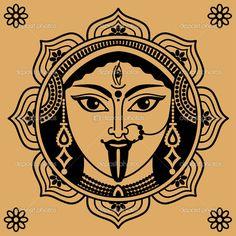 goddess kali tattoo - Google Search