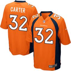 Tony Carter Elite Jersey-80%OFF Nike Tony Carter Elite Jersey at Broncos Shop. (Elite Nike Youth Tony Carter Orange Jersey) Denver Broncos Home #32 NFL Easy Returns.