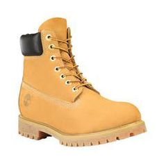 Timberland Premium Boots in Wheat Nubuck // Tan work boots Timberland Premium, Timberland Classic, Timberland Mens Boots, Timberland Stiefel Outfit, Mens Waterproof Boots, Timberland Waterproof Boots, Ugg Boots, Shoe Boots, Baskets