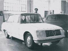 OG | Alfa Romeo [Unkown model] | Full-size clay mock-up