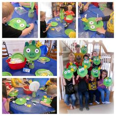 Craft, Interrupted: Angry Birds Party!