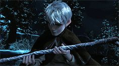 Jack Frost ★ Rise of the Guardians ☆ {gif}