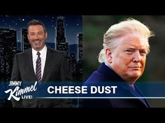 """""""You don't touch the Donald Trump face,"""" she said, according to The Hill. """"Of course he does his own makeup,"""" Kimmel said Thursday, sharing an image of Trump's face. """"Look at this makeup. If a professional did this, they would be fired ― out of a cannon."""" He also suggested a quick way for Trump to earn some extra cash in addition to his upcoming boxing gig. """"I would pay a lot of money to watch Donald Trump do a makeup tutorial on YouTube,"""" Kimmel said. """"He can make it his next pay-per-view ev"""