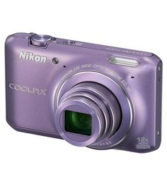 The COOLPIX S6400 is ultra slim, yet ultra powerful. Measuring only 26.7mm, it offers 16 megapixels and a 12x optical zoom with a 25-300mm focal length. http://www.ispyprice.com/cameras/170-nikon-coolpix-s6400-price-list-india/