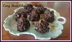 The Muddle-Headed Mamma: Easy Raw Chocolate Recipe