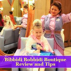 This is a guest post from Christina Weyers. For info on how to be a guest writer, check here for more info. Here's Christina... So when I was thinking about planning our family's first trip to Disney World, making an appointment at Bibbidi Bobbbidi Boutique for our 4 1/2-year-old daughter was...