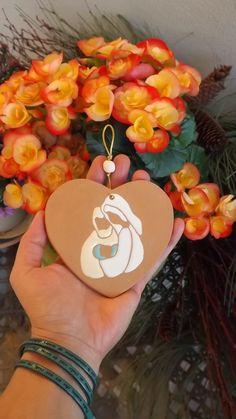 ceramica come mestiere: Decorazione natalizia per la casa o per l'albero. ...
