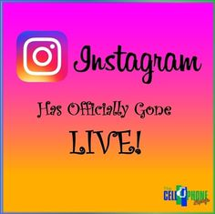 YEP It's offical #IGLive is here!  Have you used it?  Do you like it? What other Live Platorms do you use? . . . . . . . . .  #socialmediamarketing #livestreamvideo #periscopeleads #socialmediatips #laptoplifestyle #instafreechallenge #instascope #freesocialmedia #instagrammarketingtips #instagramleads #periscopetraining #instagrammarketing #workfromhome #cellphonelife