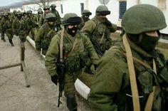 Crimea 2014 #RussianSpring #politepeople #вежливыелюди
