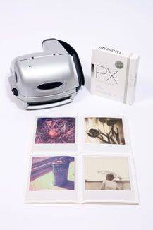 Impossible Project Polaroid Camera Set