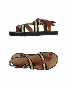 These would be great if the sole were 6mm. Dsquared2 Men - Footwear - Sandals Dsquared2 Cocoa/