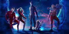 SNEAK PEEK at 'Guardians of the Galaxy Vol.2' IS HERE!