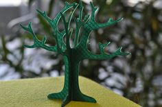 We made this: printed tree. Birthday Candles, 3 D, Presents, Printed, Stamps, Gifts, Gifs, Gift